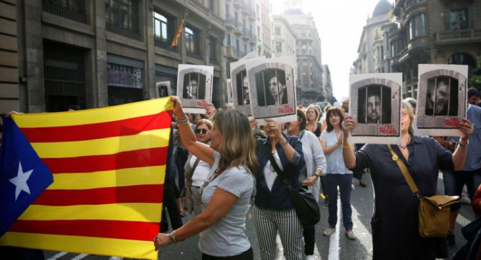 Spain resumes attempts to extradite 3 former Catalan cabinet members