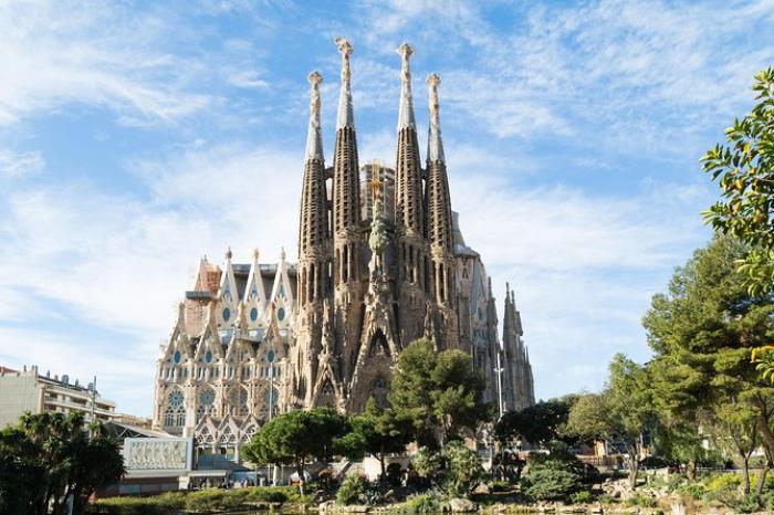 Espagne:   la Sagrada Familia fermée à cause des protestations