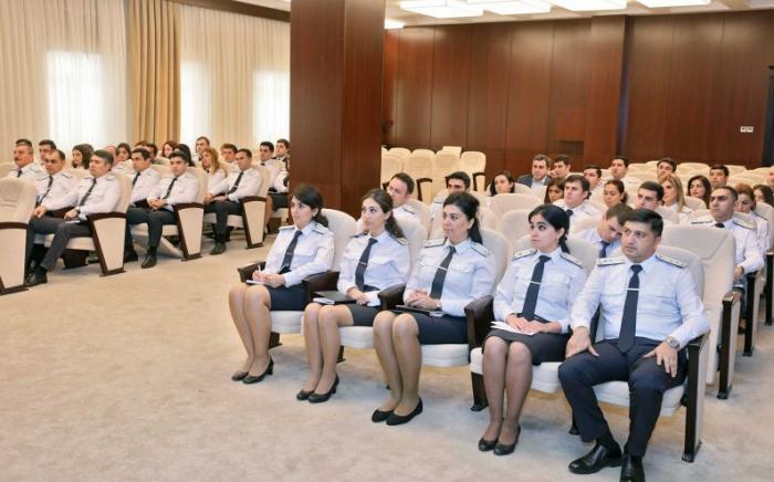 DMX-nın bir qrup əməkdaşı təlimlərdə iştirak edib