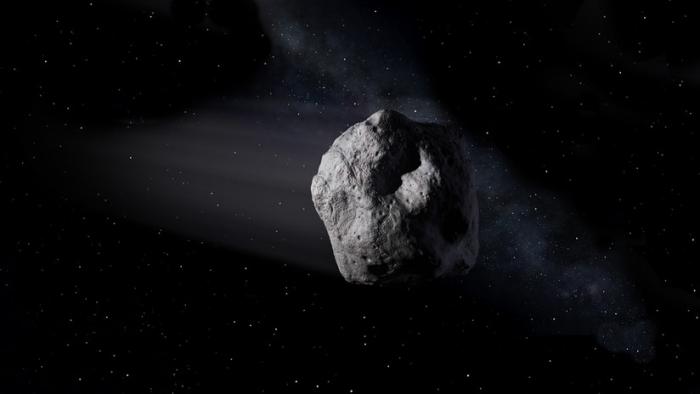 Ocho asteroides se acercarán a la Tierra esta semana