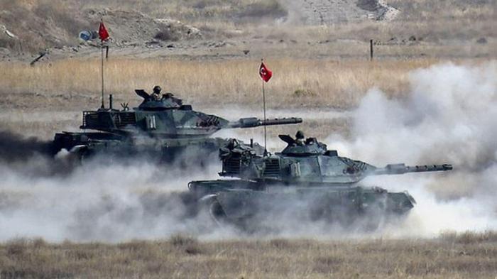 """""""Barış pınarı"""": 8 gündə 702 terrorçu zərərsizləşdirilib"""