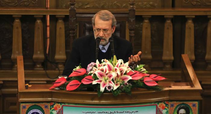 لاريجاني: كثير من دول العالم ترغب بالتعاون الاقتصادي مع إيران