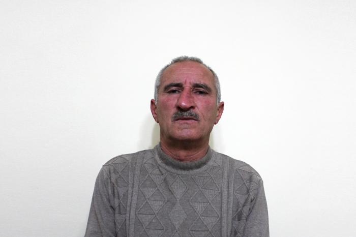 """""""Volk Qədir"""" ləqəbli narkotacir tutuldu - FOTOLAR"""