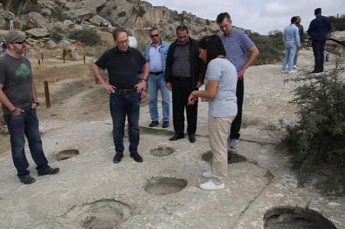 US Ambassador to Azerbaijan visited Gobustan Reserve
