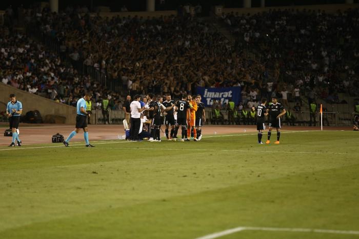 """""""Qarabağ""""ın oyununa 25 min bilet satılıb"""