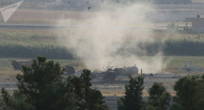 أنباء عن انفجارات في مدينة نصيبين التركية