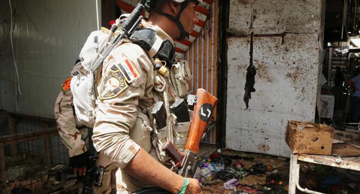انفجار عبوة ناسفة جنوبي الموصل