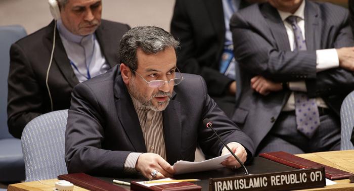 عراقجي: إيران مصممة على تخفيض التزاماتها بالاتفاق النووي