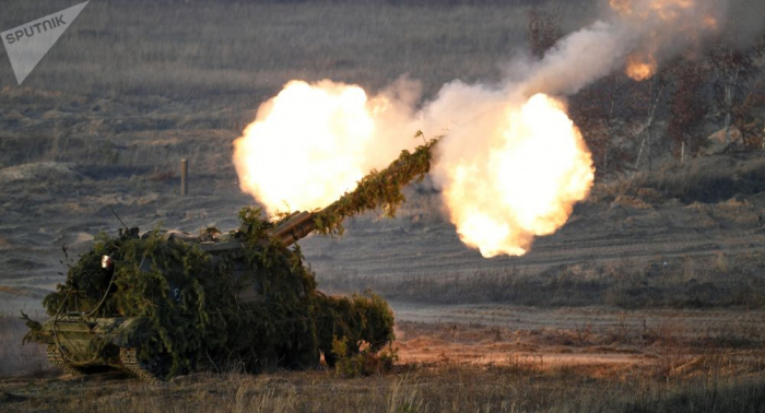 الصورة الأولى للمدفعية ذاتية الدفع الروسية الجديدة