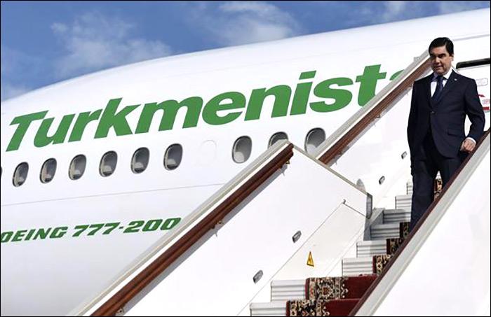 Le président du Turkménistan attendu en Azerbaïdjan