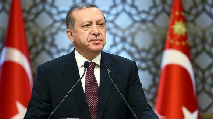 """""""İlham Əliyevin də dediyi kimi, bir millətin iki diasporu olmaz"""" - Ərdoğan"""