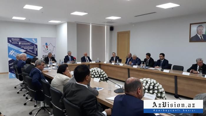 """""""Qarabağ Azərbaycandır"""" şüarı ilə bağlı çağırış edildi"""