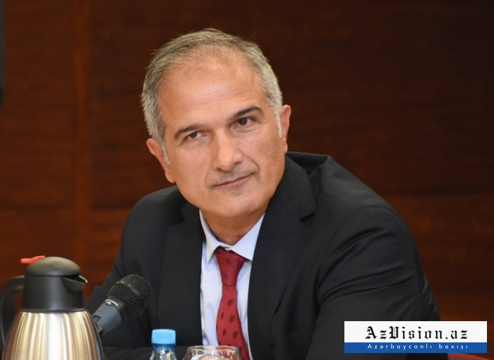 Türkiyə səfirliyində yeni müşavir təyinatı