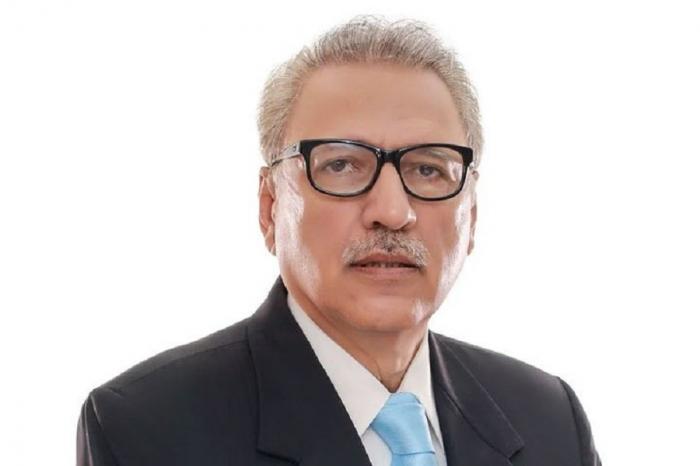 Pakistan prezidenti Azərbaycana gələcək