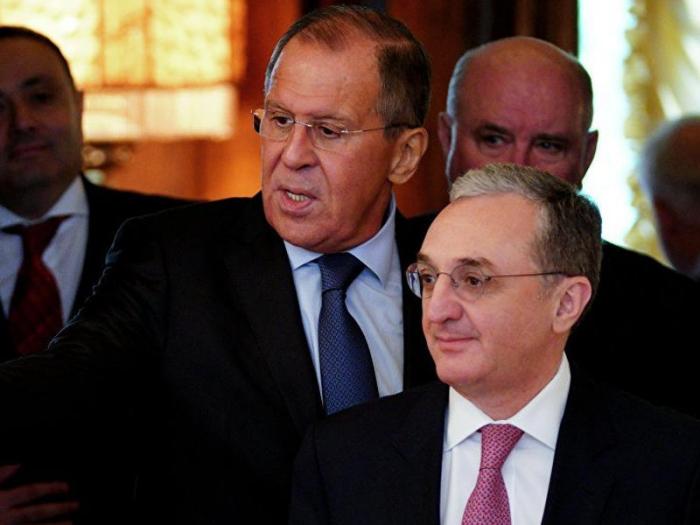 Lavrovun bəyanatı Mnatsakanyanın istefasını gündəmə gətirdi