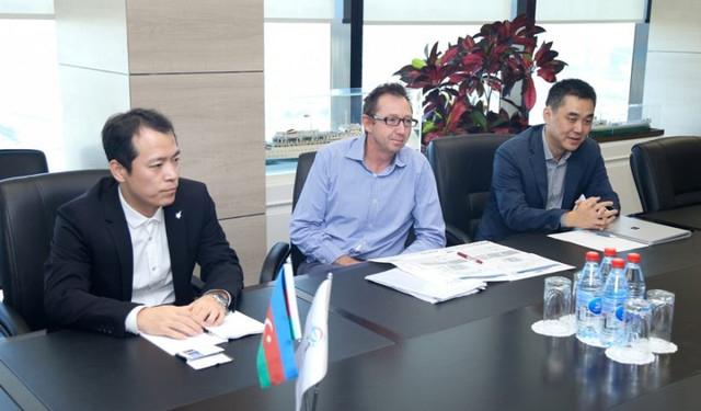 Azerbaiyán, Australia, China discuten planes de cooperación en la construcción naval