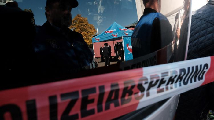 AfD gerät nach Halle in die Defensive