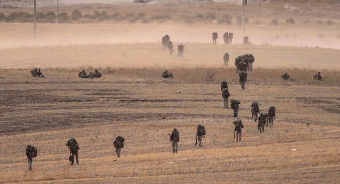 أعضاء حزب العمال الكردستاني في شمال سوريا عددهم لا يتجاوز بضعة آلاف