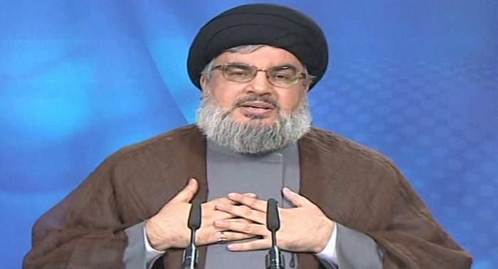 نصر الله: لا نؤيد استقالة الحكومة الحالية