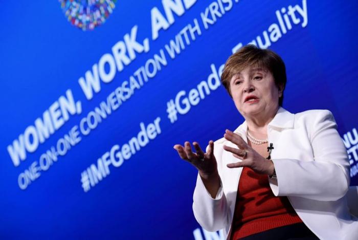 La nouvelle patronne du FMI livre sa recette aux femmes pour réussir
