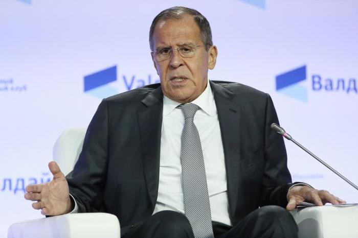Lavrov:  La déclaration sur l