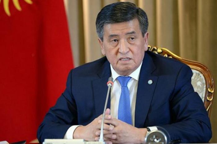 Président du Kirghizistan:   «Nous réaliserons des progrès sous la présidence de l