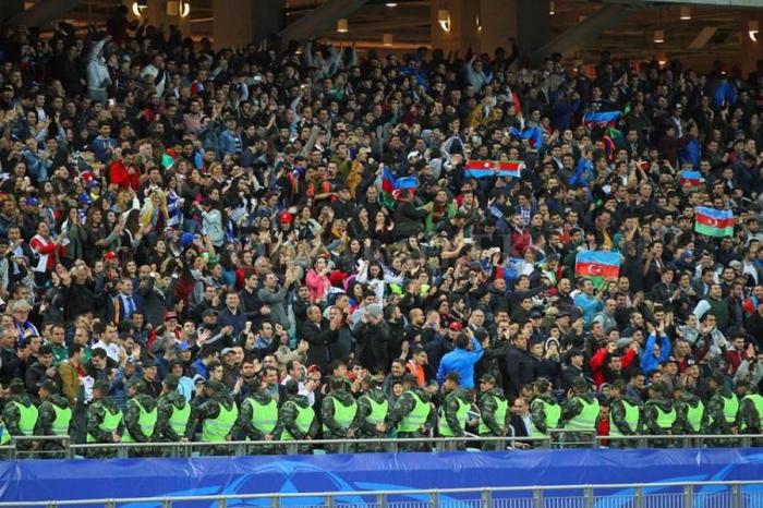 """""""Qarabağ""""ın oyununa 27 mindən çox bilet satılıb"""