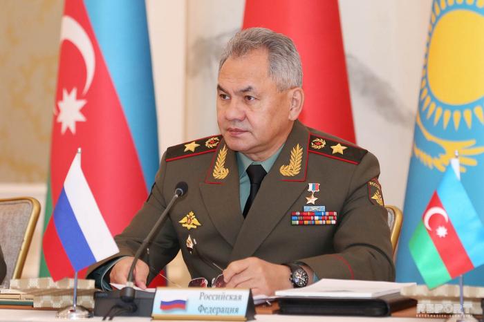 """Shoigú:   """"El memorando entre Rusia y Turquía es la única forma de guardar la soberanía de Siria"""""""