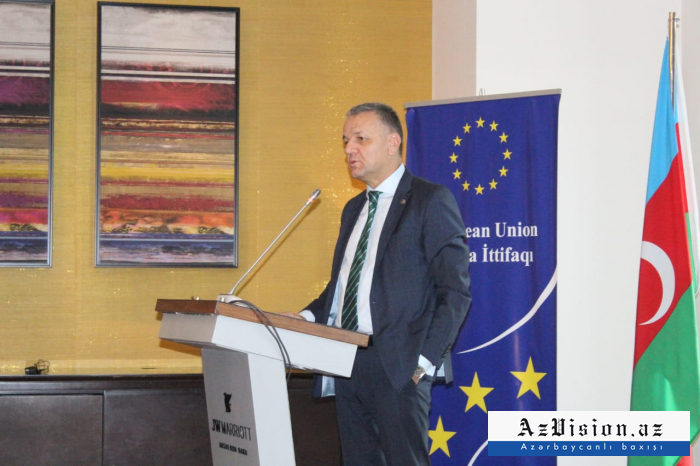 """مسؤول أوروبي: """"نحن نعمل على اتفاقية جديدة مع أذربيجان"""""""