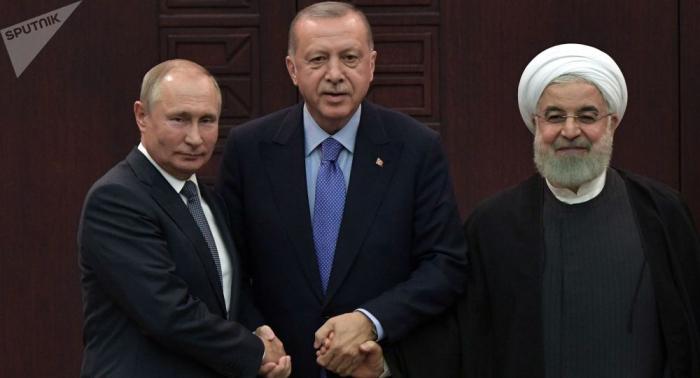 """آثار عملية """"نبع السلام"""" على اتفاقات الدول الضامنة ومستقبل الحل السياسي في سوريا"""