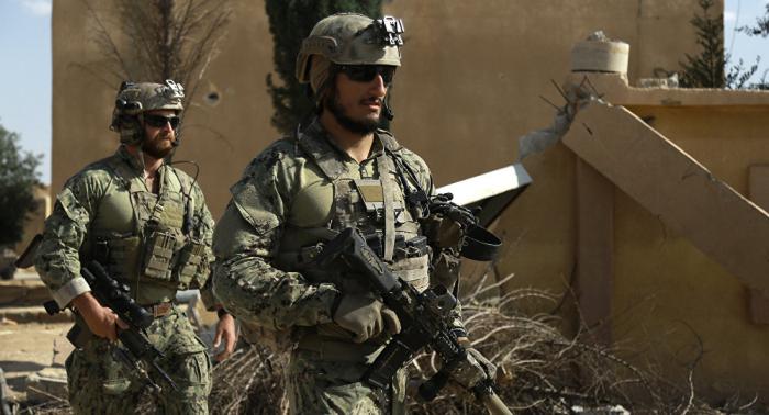 أسرار القوات الخاصة الأمريكية بسوريا في خطر