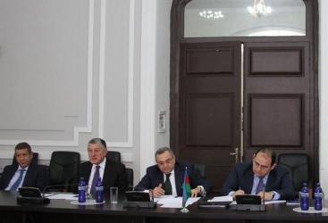 Reunión de jefes de servicios consulares de Ministerios de Asuntos Exteriores de los Estados miembros de la GUAM