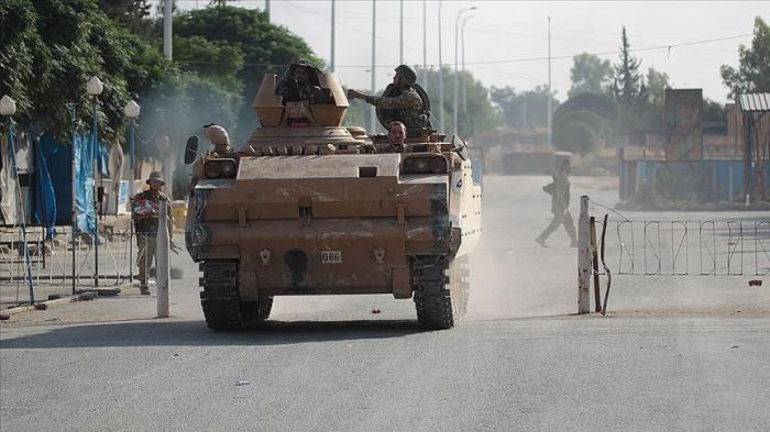 Suriyada 637 terrorçu zərərsizləşdirilib