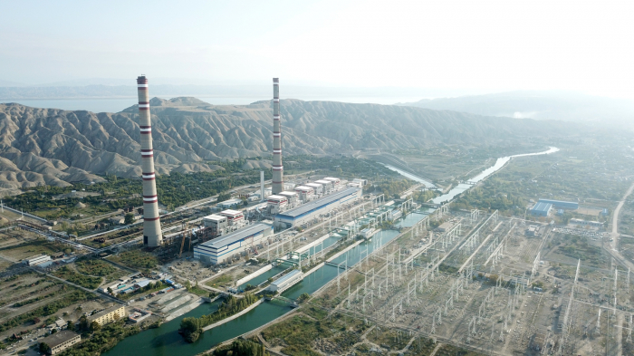 """""""Azərbaycan"""" İES-də yenidənqurma işlərinin 70%-i başa çatıb"""