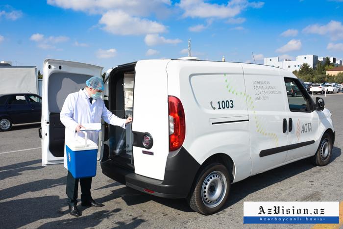 Azərbaycana gətirilən 24 ton ət geri qaytarılıb - FOTOLAR