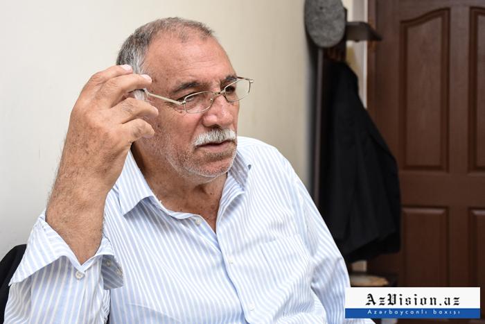 """""""Qocalar evi""""ndə yaşayan 71 yaşlı kişinin """"ikinci baharı"""" - VİDEO"""
