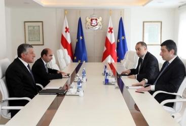 Azerbaiyán y Georgia discuten las perspectivas para el desarrollo de las relaciones