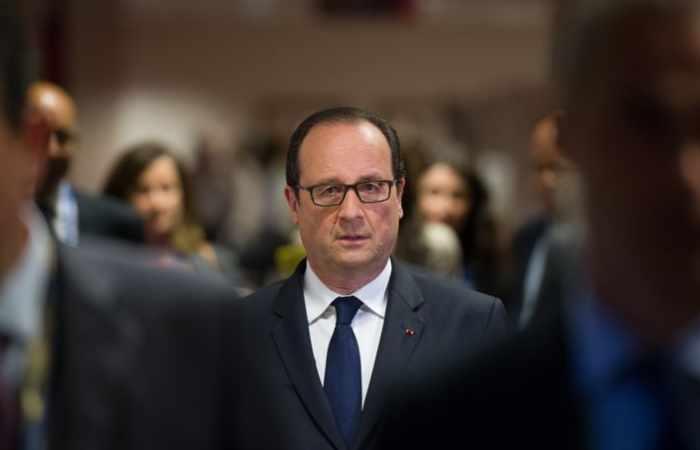 Hollande va publier un livre d