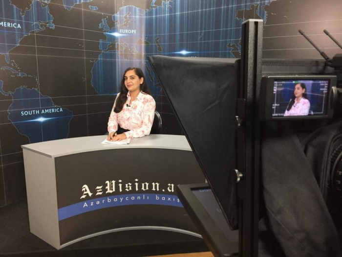 AzVision TV releases new edition of news in English for October 3 -  VIDEO