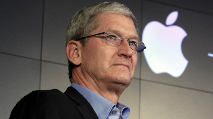 Apple chief says against ceiling on hiring of qualified migrants