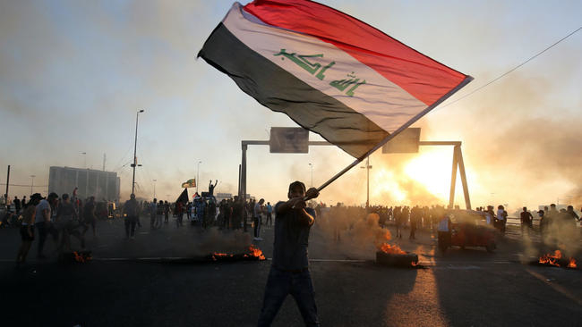 Iraqi PM announces social reforms to calm angry protests