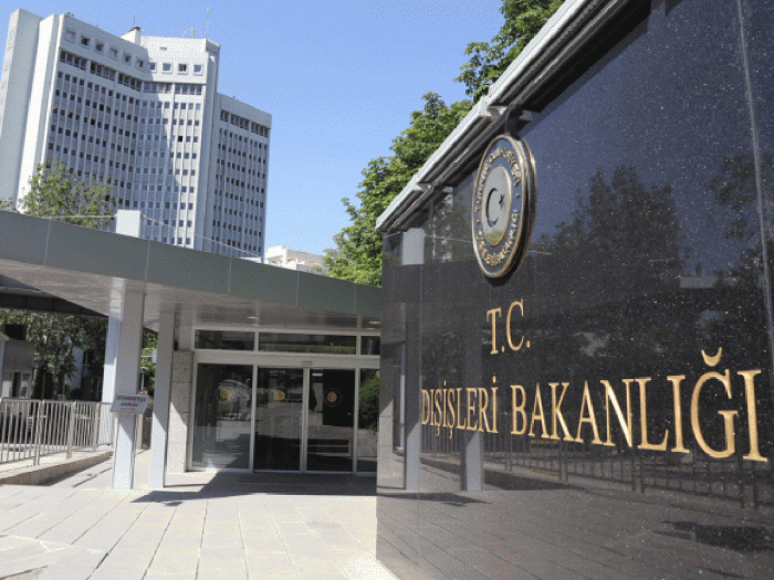 US diplomat summoned to Turkish Foreign Ministry over Embassy