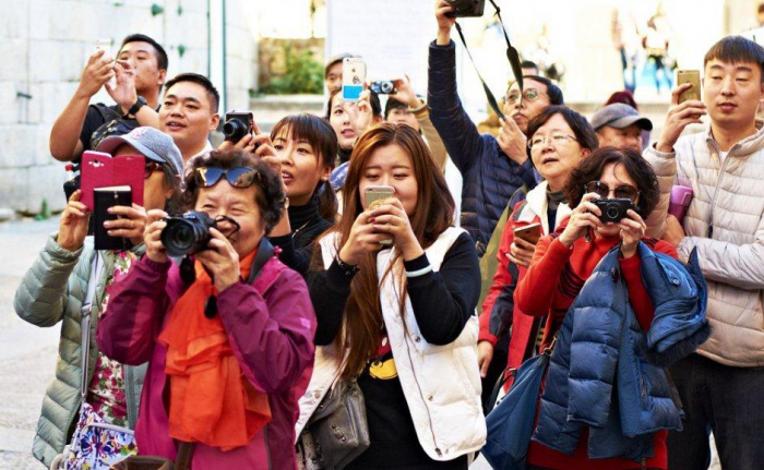 Azerbaijan sees increase of incoming Chinese tourists
