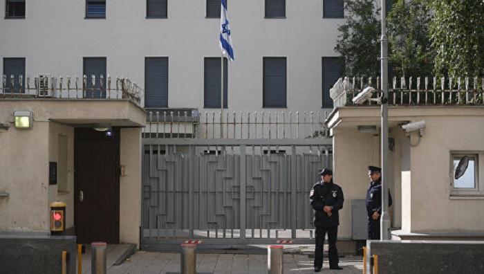 İsrailin Rusiyadakı səfirliyi işini dayandırdı
