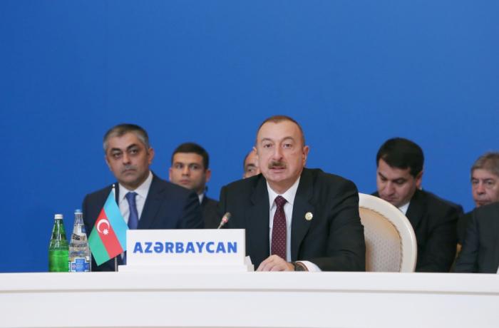"""""""Son 16 ildə Azərbaycan iqtisadiyyatı üç dəfədən çox artıb"""" - Prezident"""