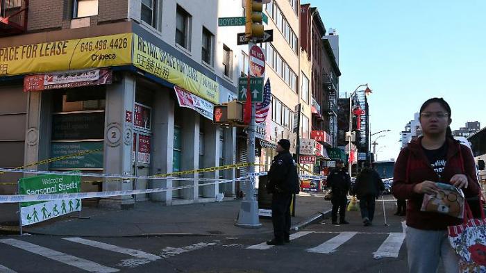 Vier Obdachlose mit Metallstange erschlagen