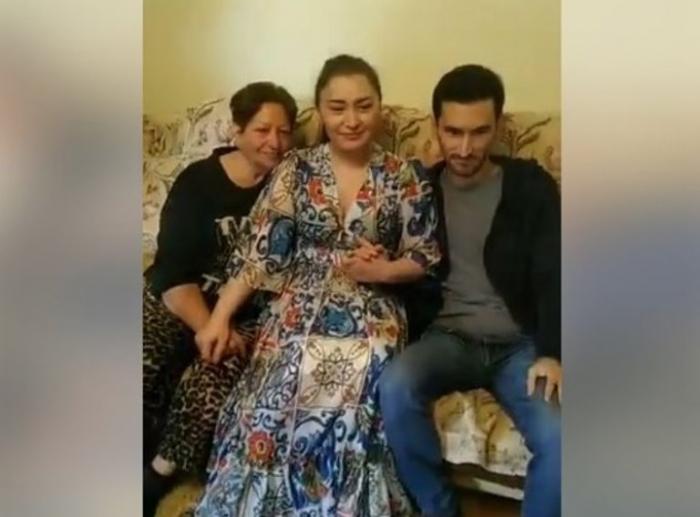"""Fədayə Laçın: """"Məni sevənləri çox üzdüm"""" - VİDEO"""