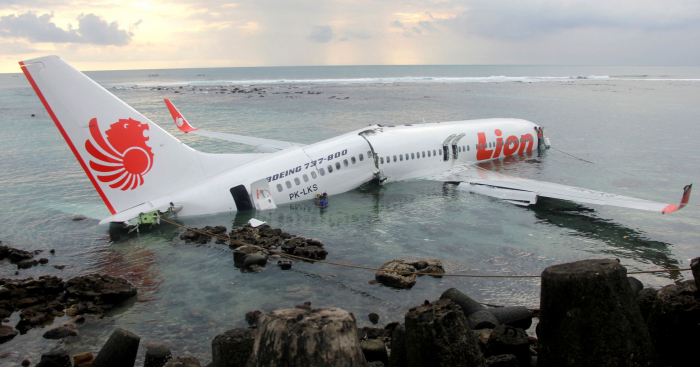 A year on from Lion Air crash, Indonesians pray, scatter petals for victims