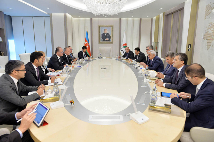 Austrian companies showing interest in Azerbaijan's chemical industry