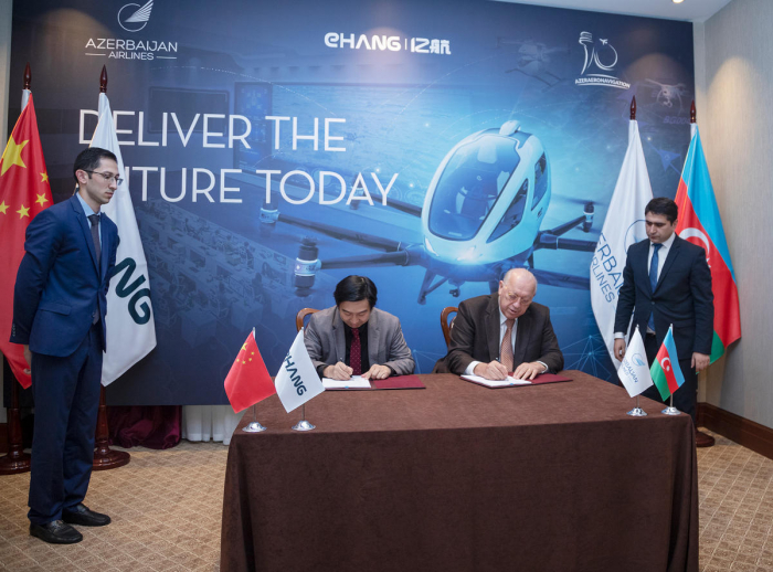 Control center for UAVs to be established at Heydar Aliyev İnternational Airport